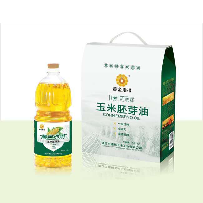 1.8L清香玉米胚芽油(2瓶)