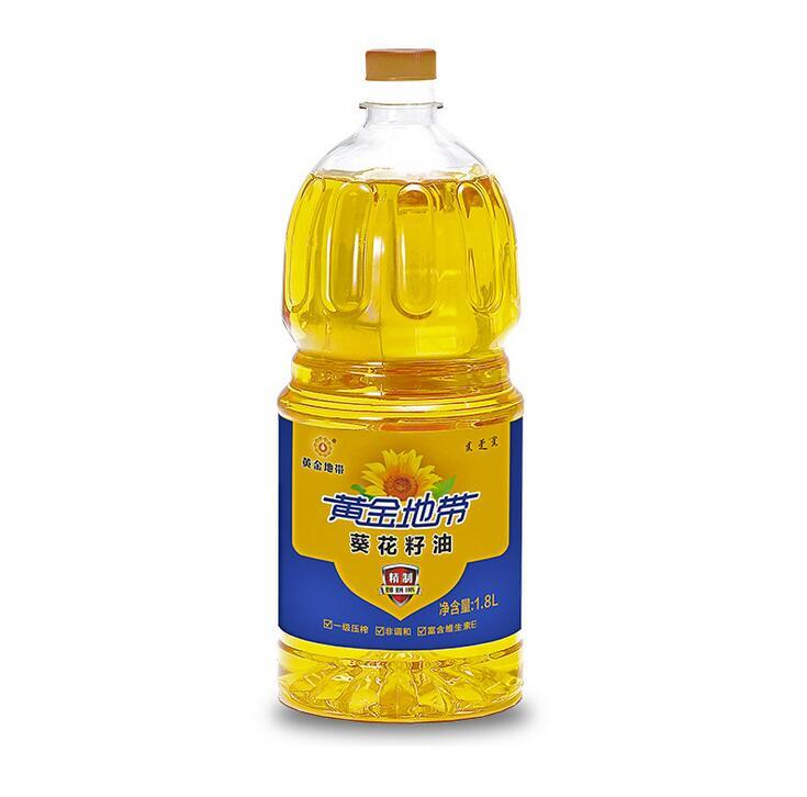 title='清香葵花籽油1.8L 物理压榨食用油清淡型'