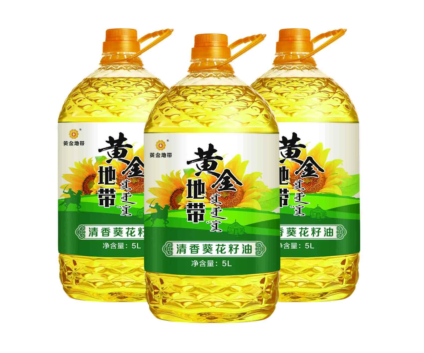 title='5L清香葵花籽油'